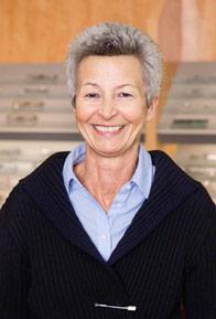 Mitarbeiterfoto: Monika Nußbickel-Becker